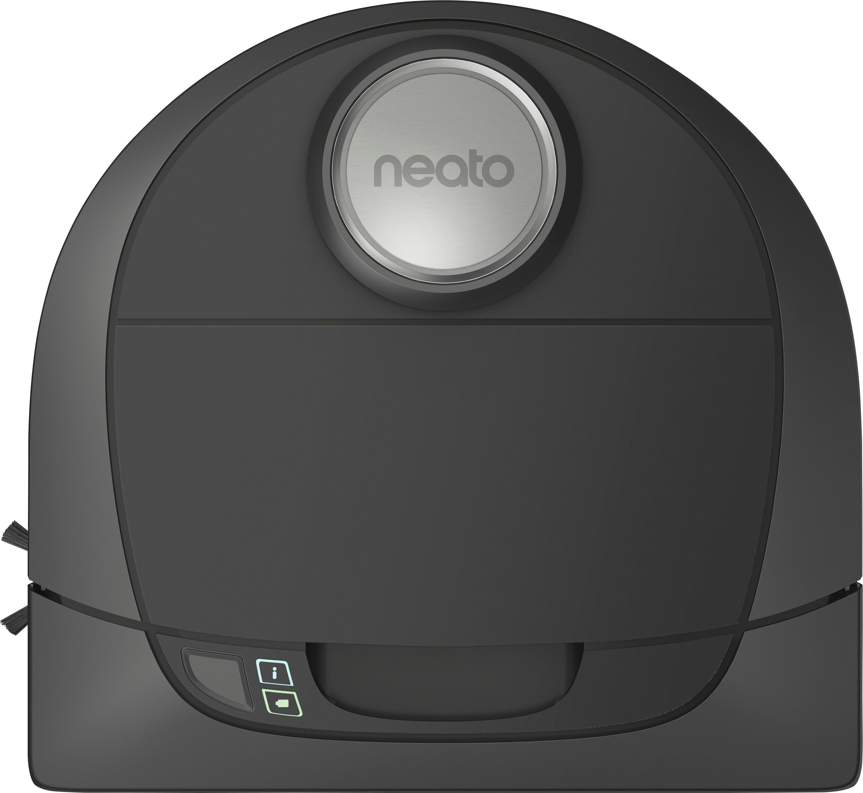 Neato Robotics Botvac D5 App-Controlled Robot Vacuum Black 945-0228