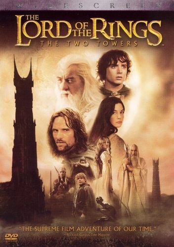 The Lord of the Rings: The Two Towers [WS] [2 Discs] [DVD] [2002]