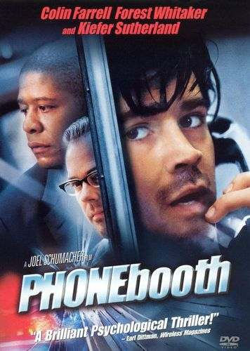 Phone Booth [DVD] [2003] 5560993