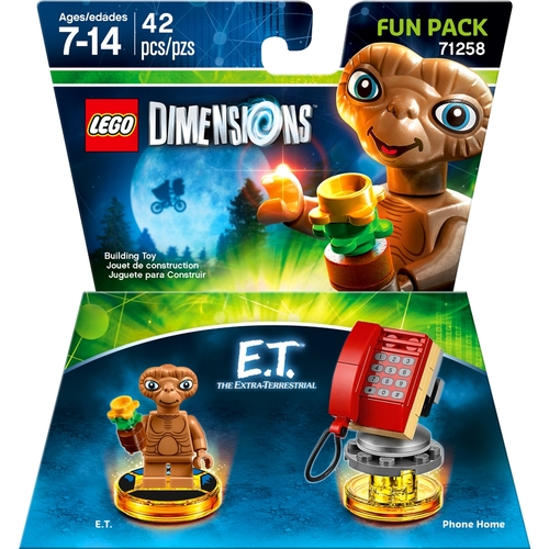 LEGO Dimensions - E.T....