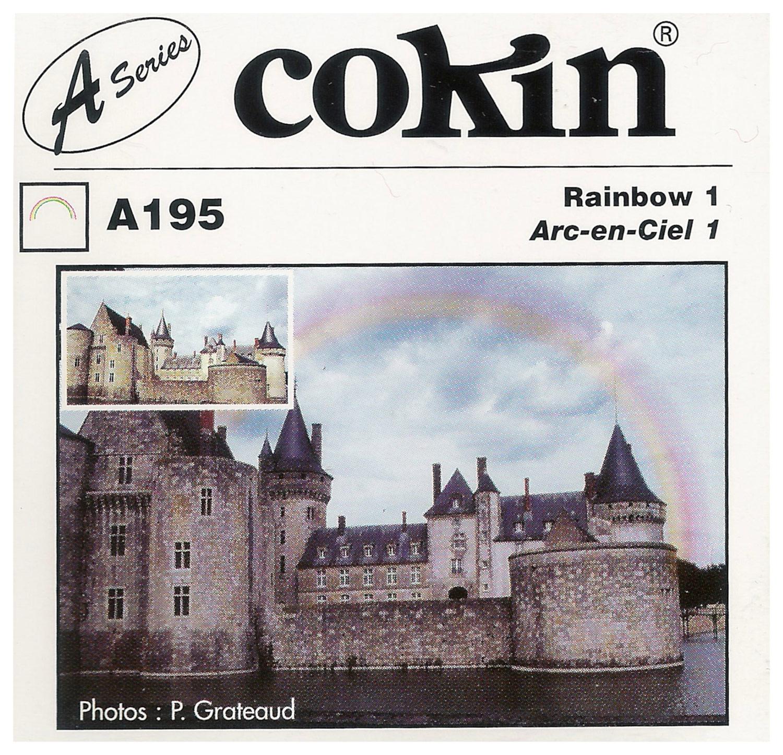 Cokin - A Series Rainbow 1 Lens Filter 5562733