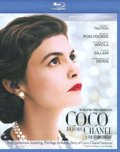 Coco Before Chanel [Blu-ray] [2009] 5563547