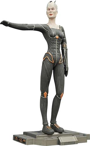 Diamond Select Toys - Star Trek: Femme Fatales Borg Queen 5568029