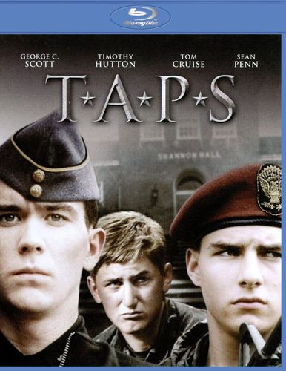 Taps [Blu-ray] [1981] 5568785