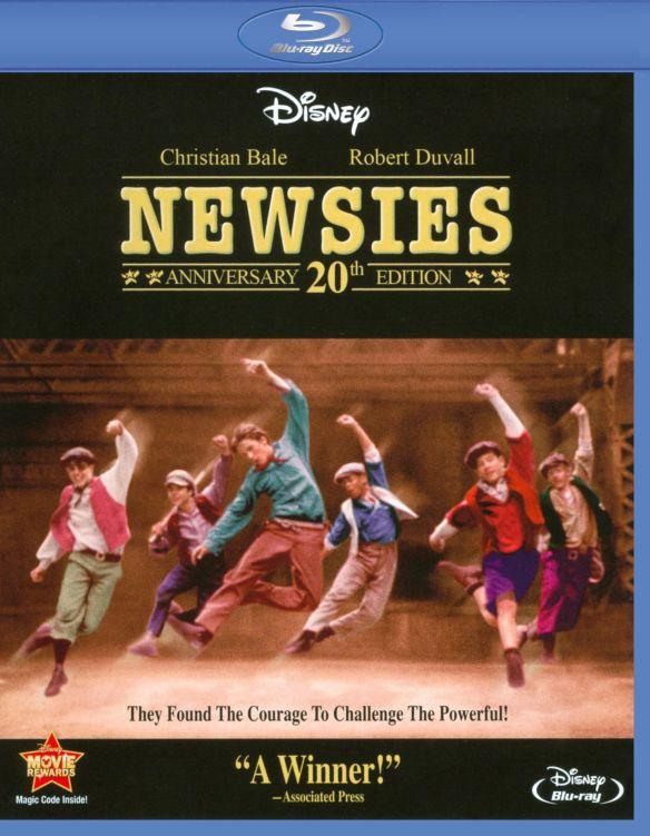 Newsies [20th Anniversary] [Blu-ray] [1992] 5569001