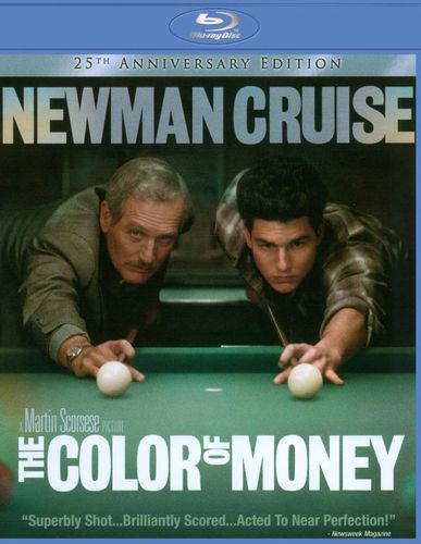 The Color of Money [25th Anniversary] [Blu-ray] [1986] 5569056