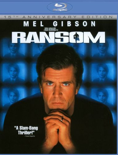 Ransom [15th Anniversary Edition] [Blu-ray] [1996] 5569074