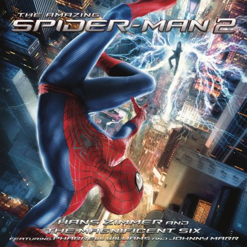 The Amazing Spider-Man 2 [Original Motion Picture Soundtrack] [CD] 5570331