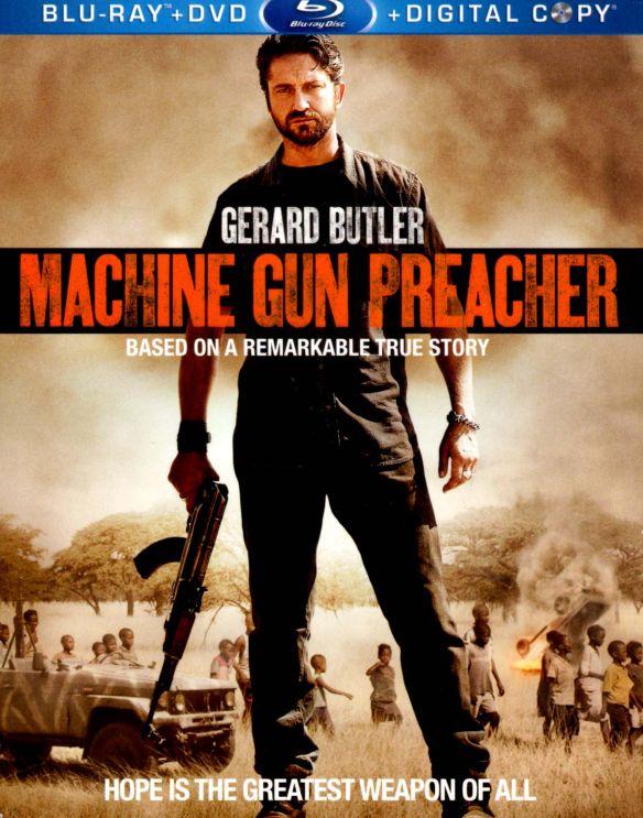 Machine Gun Preacher [Includes Digital Copy] [Blu-ray] [2011] 5573556