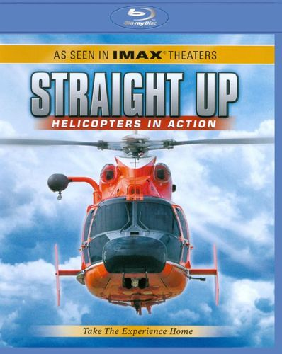 Straight Up: Helicopters in Action [Blu-ray] [2003] 5574789