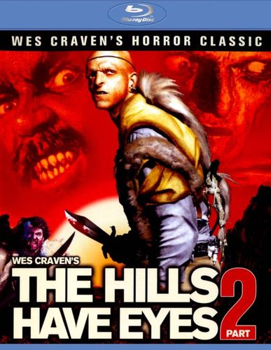 The Hills Have Eyes, Part 2 [Blu-ray] [1985] 5574798