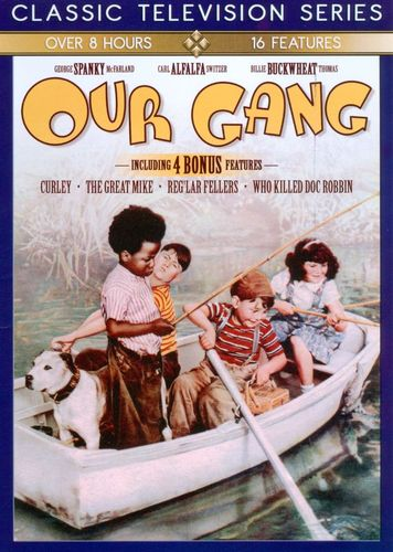 Our Gang [DVD] 5574925