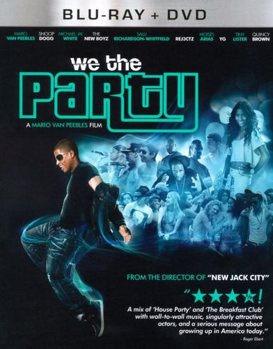 We the Party [2 Discs] [Blu-ray/DVD] [English] [2012] 5575014