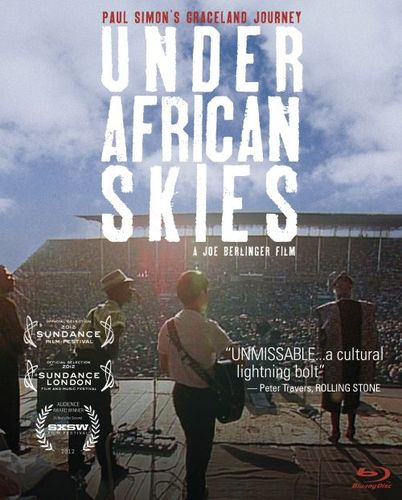 Under African Skies: Paul Simon's Graceland Journey [Blu-Ray Disc] 5575218