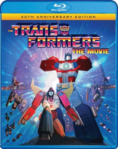 The Transformers: The Movie [30th Anniversary Edition] [Blu-ray] [1986] 5577202