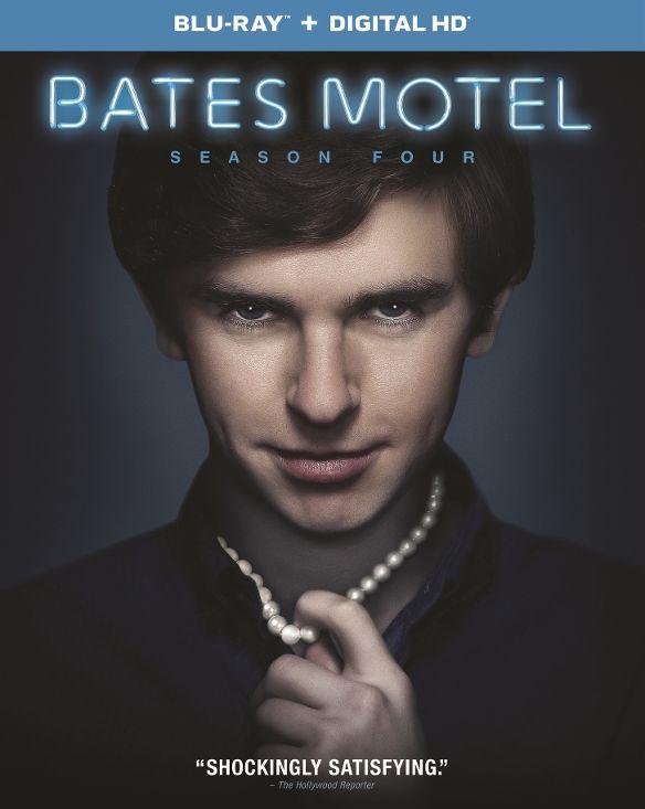 Bates Motel: Season Four [Includes Digital Copy] [UltraViolet] [Blu-ray] [2 Discs] 5577204