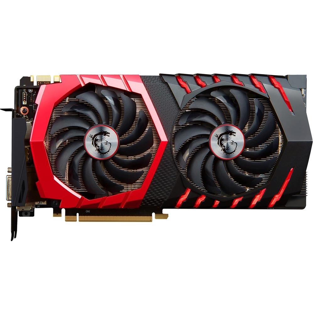 Msi - Nvidia Geforce Gtx 1080 8gb Gddr5x Pci Express 3.0 Gra