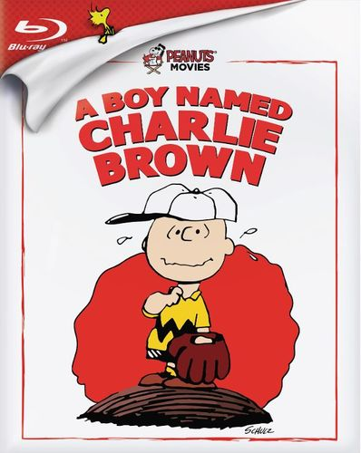 A Boy Named Charlie Brown [Blu-ray] [1969] 5577341