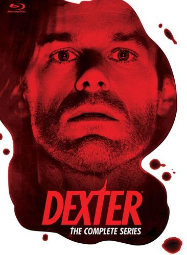 Dexter: The Complete Series [Blu-ray] [24 Discs] 5577348