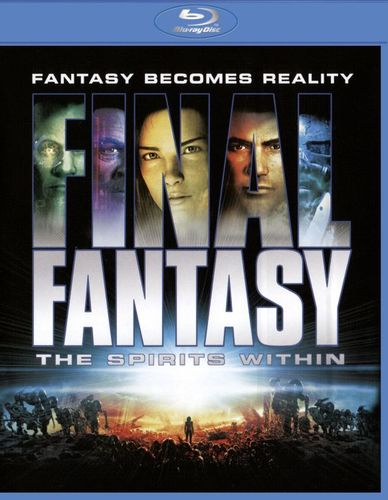 Final Fantasy: The Spirits Within [Blu-ray] [2001] 5577375