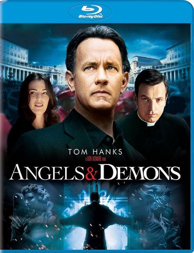 Angels and Demons [Includes Digital Copy] [UltraViolet] [Blu-ray] [2009] 5577400