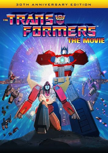 The Transformers: The Movie [30th Anniversary Edition] [DVD] [1986] 5577453