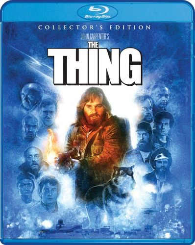 The Thing [Collector's Edition] [Blu-ray] [2 Discs] [1982] 5577476