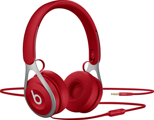 Beats by Dr. Dre - Beats EP Headphones - Red