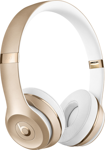 Beats by Dr. Dre - Beats Solo3 Wireless Headphones - Gold