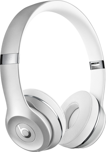 Beats by Dr. Dre - Beats Solo3 Wireless Headphones - Silver