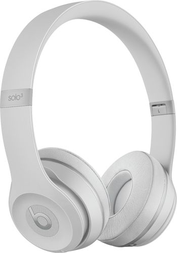 Beats by Dr. Dre - Beats Solo3 Wireless Headphones - Matte Silver