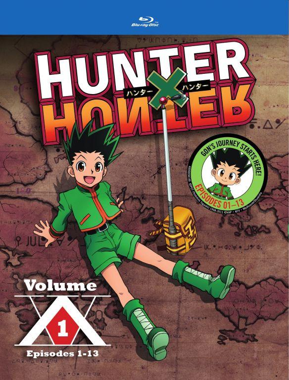 Hunter X Hunter: Volume 1 [Blu-ray] [2 Discs] 5577893