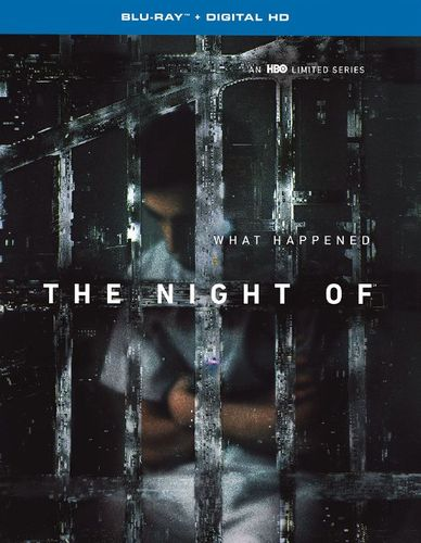 The Night Of [Includes Digital Copy] [UltraViolet] [Blu-ray] [3 Discs] [2016] 5577898