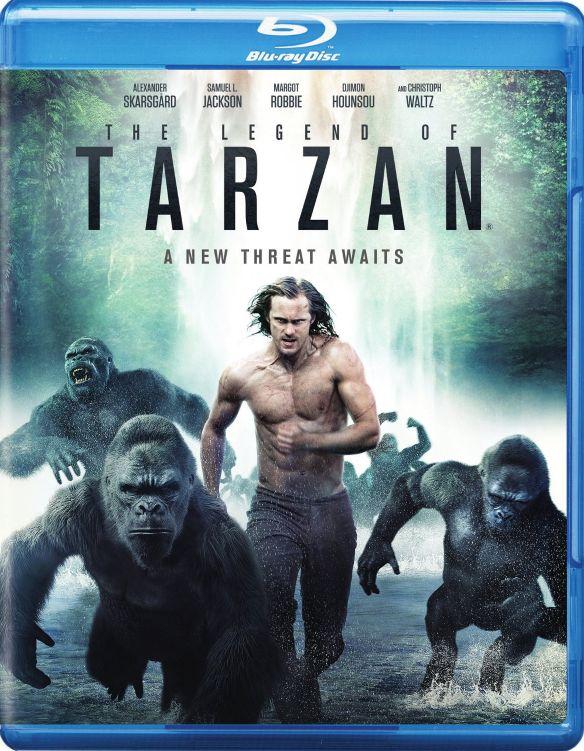 The Legend of Tarzan [Blu-ray] [2016] 5577905