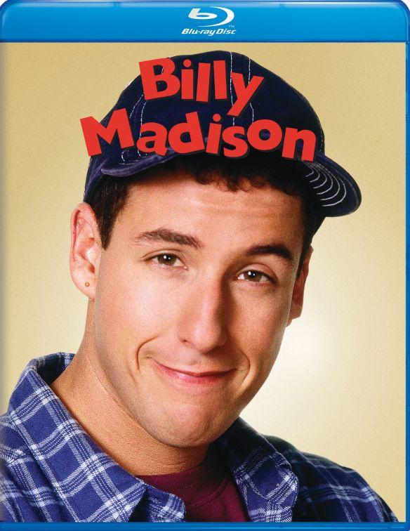 Billy Madison [Blu-ray] [1995] 5578620