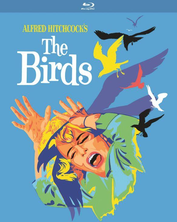 The Birds [Blu-ray] [1963] 5578624