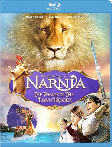 Chronicles of Narnia: The Voyage of the Dawn Treader [Includes Digital Copy] [3D] [Blu-ray/DVD] [Blu-ray/Blu-ray 3D/DVD] [2010] 5578711