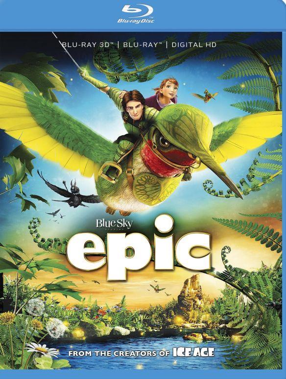 Epic [3D] [Blu-ray] [Blu-ray/Blu-ray 3D] [2013] 5578729
