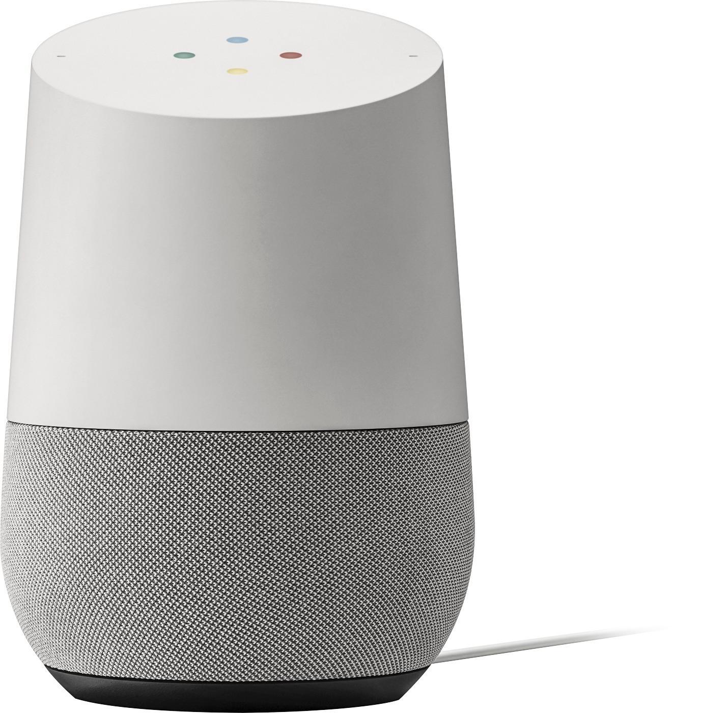 Google - Home - White/Slate fabric