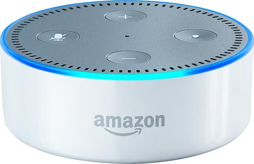Amazon - Echo Dot (2nd...