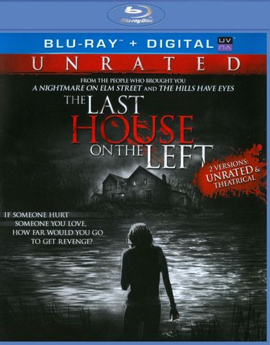 The Last House on the Left [Includes Digital Copy] [UltraViolet] [Blu-ray] [2009] 5578900