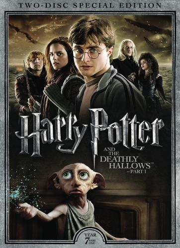 Harry Potter and the Deathly Hallows, Part 1 [2 Discs] [DVD] [2010] 5578957