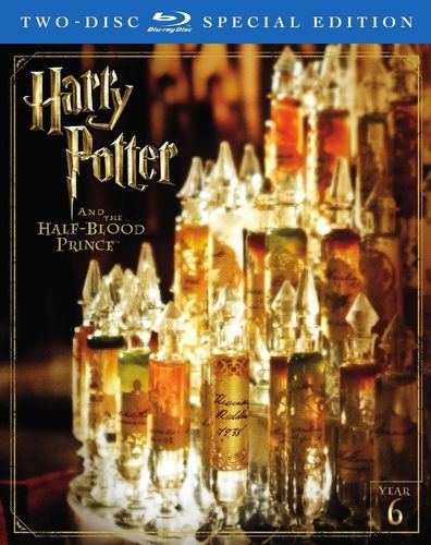 Harry Potter and the Half-Blood Prince [Blu-ray] [2 Discs] [2009] 5578960