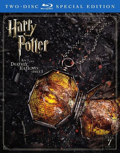 Harry Potter and the Deathly Hallows, Part 1 [Blu-ray] [2010] 5578972