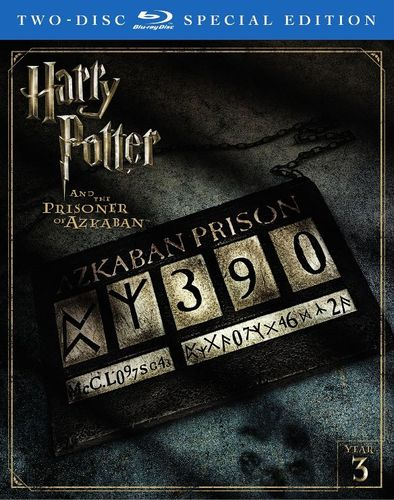 Harry Potter and the Prisoner of Azkaban [Blu-ray] [2 Discs] [2004] 5578975