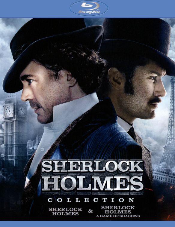 Sherlock Holmes/Sherlock Holmes: A Game of Shadows [2 Discs] [Blu-ray] 5578980