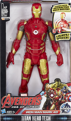 Hasbro - Marvel Legends: Iron Man Figure 5578984