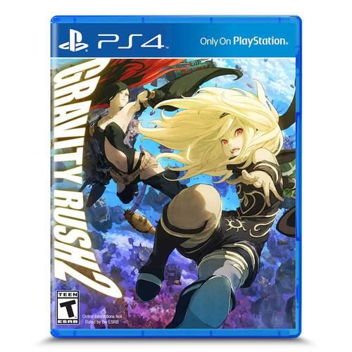 Gravity Rush™ 2 - PlayStation 4