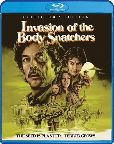Invasion of the Body Snatchers [Collector's Edition] [Blu-ray] [1978] 5579032