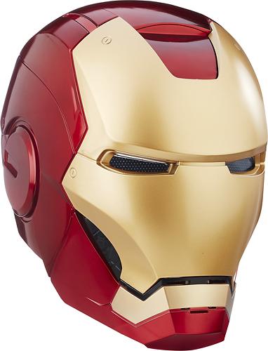 Hasbro - Marvel Legends: Iron Man Electronic Helmet - Multi